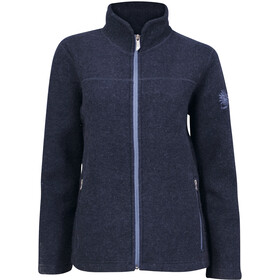 Ivanhoe of Sweden Beata Giacca con zip intera Donna, light navy